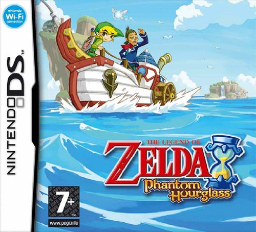 The Legend of Zelda: Phantom Hourglass [IT Import]