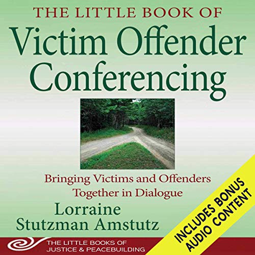 The Little Book of Victim Offender Conferencing Titelbild