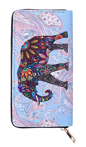 Wallet - Elephant - Colorful Hippie