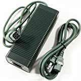 xbox 360 slim power supply 220v - Genuine Microsoft AC 175W Power Adapter Supply for Xbox 360 FALCON / OPUS Models Only