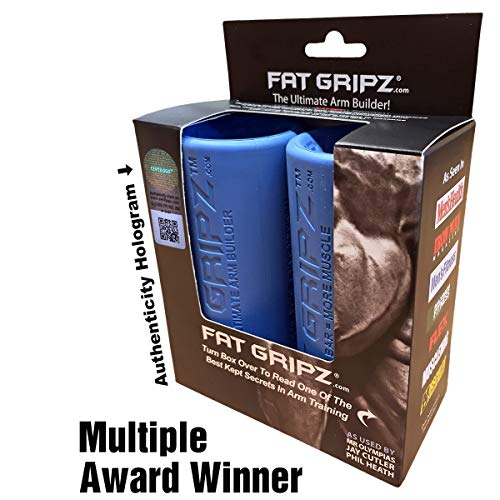Fat Gripz - The Award-Winning...