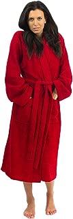 Women's Robe Turkish Cotton Terry Kimono Bathrobe