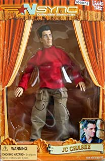 'NSync Collectible Marionette - JC Chasez by Living Toyz