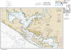 Florida Intracoastal Waterway Map Gulf Intracoastal Waterway   Florida Panhandle Cruising and Navigation