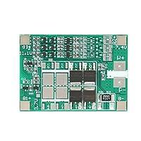 Keenso リチウム電池保護ボード 3S 20A リチウム電池 保護板 バッテリー保護 12V PCB板 BMS板 モジュール シリーズモデル