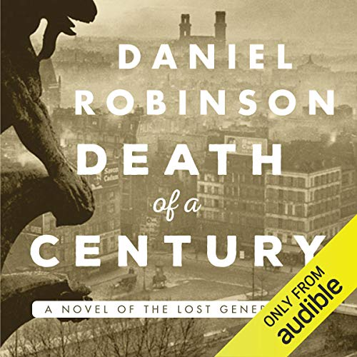 Death of a Century audiobook cover art