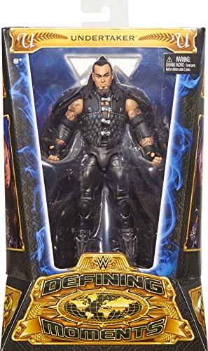 WWE Elite Collector Defining Moments Undertaker Action Figure