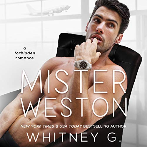 Mister Weston audiobook cover art