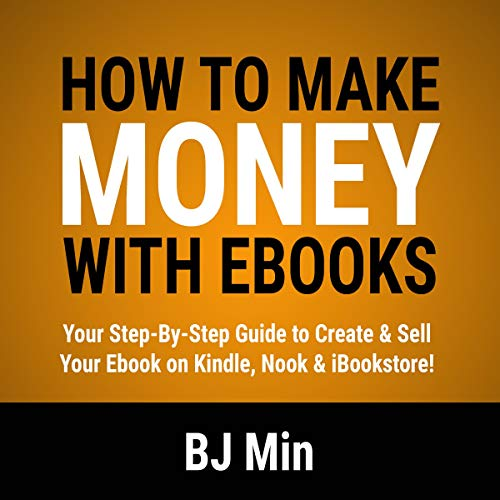 How to Make Money with Ebooks audiobook cover art