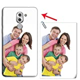 Mixroom Coque personnalisée avec votre photo étui en TPU silicone souple pour Huawei Différents...