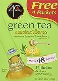 4C Iced Tea Green Tea Antioxidant with Honey 24 Stix
