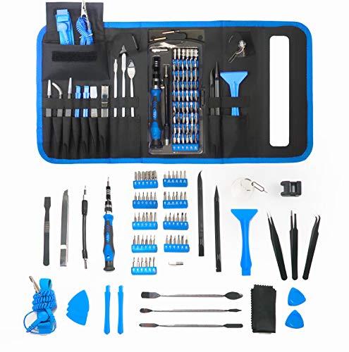 VViViD REV Precision Screwdriver Repair Tool Set (88 Piece Professional Set)