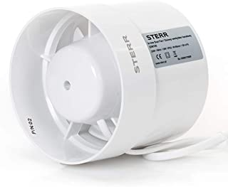 STERR - Extractor en línea con ventilador de conductos