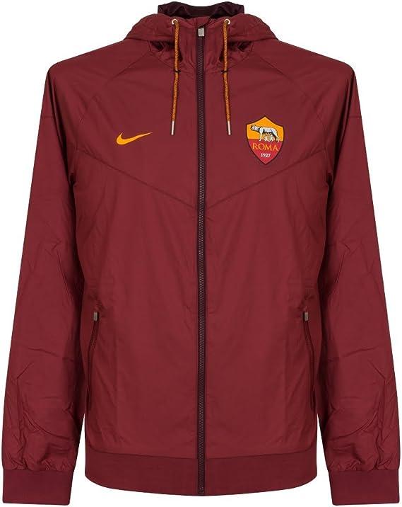 Nike 810304 Giacca AS Roma, Uomo