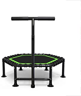 Trampoline Fitness Trampoline for Adults And Children, Backboard Aerobics Training, Suitable for Indoor Gyms Indoor trampo...