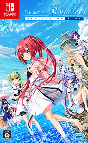 Summer Pockets REFLECTION BLUE 【Amazon.co.jp限定】オリジナルA4クリアファイル付 - Switch