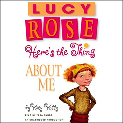 Lucy Rose audiobook cover art