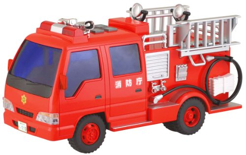 トイコー(Toyco)『サウンドポンプ消防車』