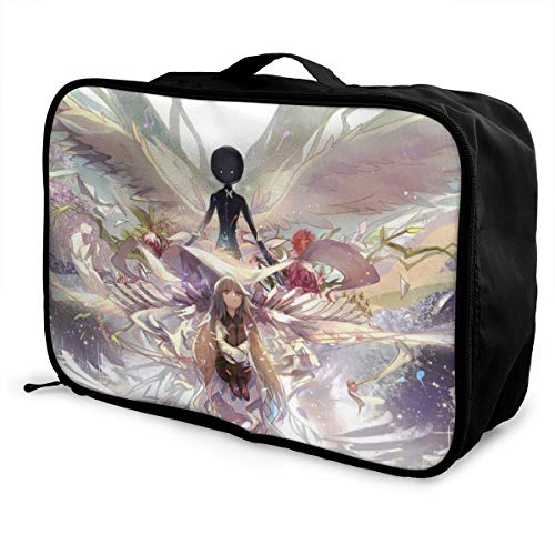 Deemo Reisetasche, wasserdicht, modisch, leicht, große Kapazität, tragbar