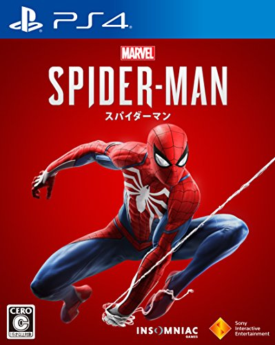 【PS4】Marvel'sSpider-Man