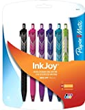 Paper Mate InkJoy 300RT Retractable Ballpoint Pen, Medium Point, Assorted Colors, 6-Count