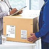 Etichette Adesive Bianche Roll AOBETAK 800 PCS 60mm 30mm Etichette Autoadesive per Congelatori,Mailing,Indirizzi,Piccolo Nome,Data,Barattoli Vetro,Bottiglie