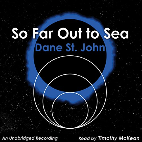 So Far out to Sea audiobook cover art