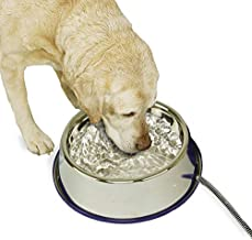K&H Pet Products Thermal-Bowl 102 Ounces