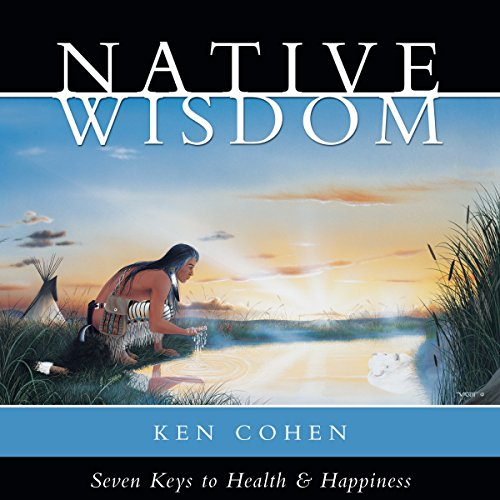 Native Wisdom audiobook cover art