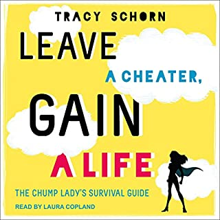 Leave a Cheater, Gain a Life audiobook cover art