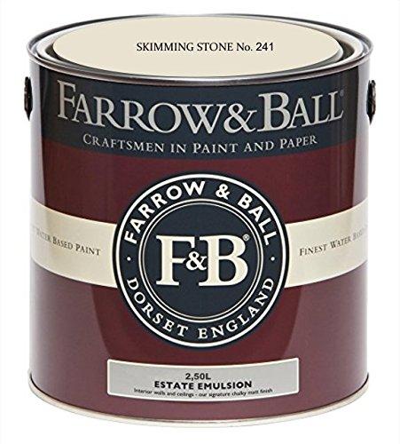 Farrow & Ball Estate Emulsion 2,5 Liter - SKIMMING STONE No. 241