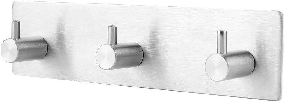 ohcoolstule 304 Branded goods 40% OFF Cheap Sale Stainless Steel Hooks Self-Adhesive Wall-Hanging