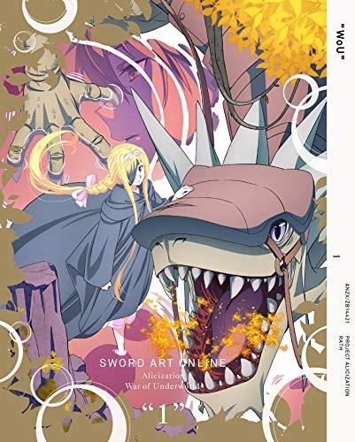 アニプレックス『ソードアート・オンライン アリシゼーション War of Underworld』