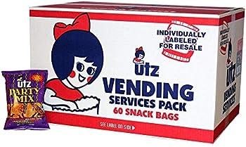 60-Count Utz Tasty Snack Party Mix 1 Oz