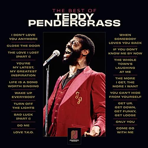 The Best Of Teddy Pendergrass [Disco de Vinil]