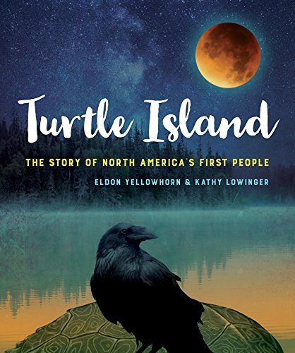 Turtle Island: The Story of North America's First People (English Edition)