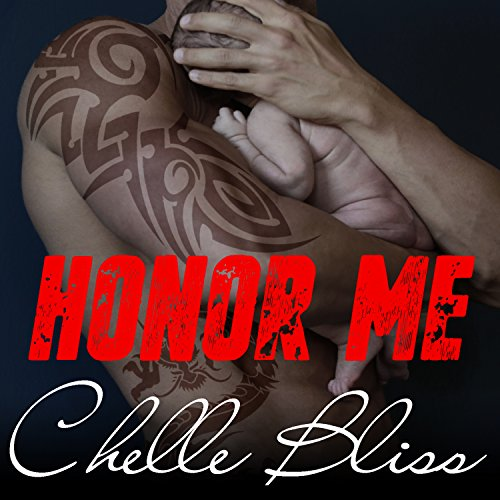 Honor Me audiobook cover art