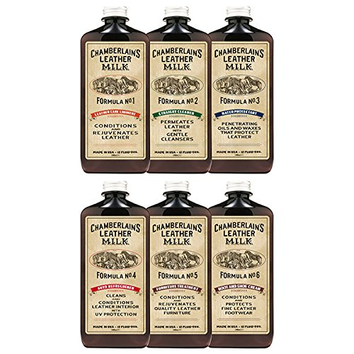 Leather Milk Complete Leather Care Kit. Leather...