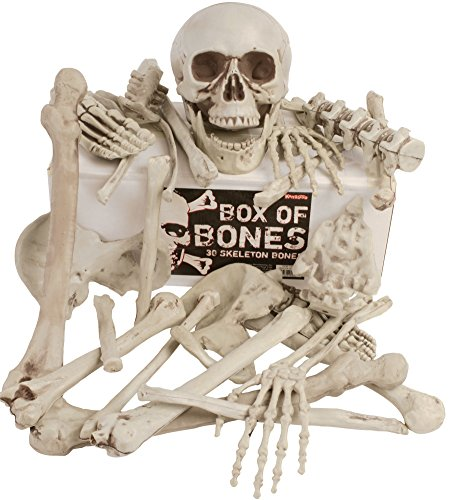 Kangaroo's Box Of Bones; 30 Pc Set Wi...