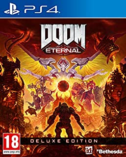 DOOM Eternal : Deluxe Edition (PS4) (B07SY33R68) | Amazon price tracker / tracking, Amazon price history charts, Amazon price watches, Amazon price drop alerts