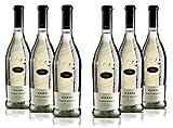 CANTI Pinot Grigio Delle Venezie D.O.C. Vino Blanco Seco Italiano - 6 Botellas X 750ml