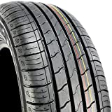 MRF Wanderer Street All-Season Touring Radial Tire-205/60R16 205/60/16 205/60-16 92H Load Range SL 4-Ply BSW Black Side Wall
