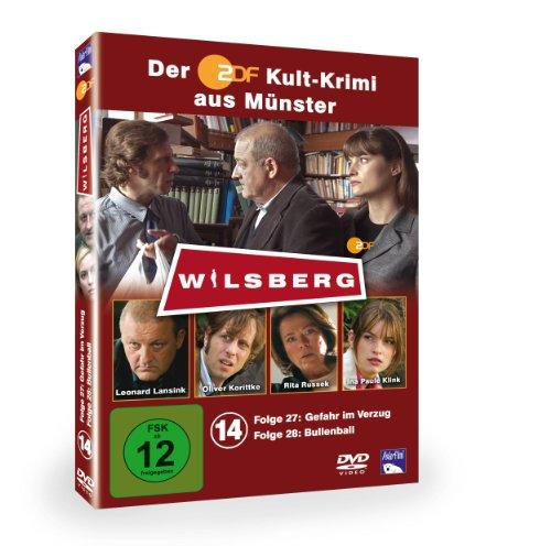 Wilsberg 14 - Gefahr in Verzug / Bullenball