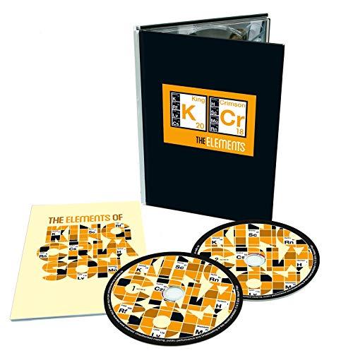 The Elements Tour Box 2018 (CD+Booklet)
