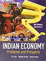 Indian Economy B.A. (Hons.) Semester-I MD University (2020-21) Examination