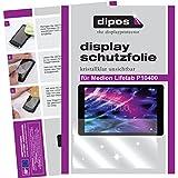 dipos I 2X Schutzfolie klar kompatibel mit Medion Lifetab P10400 Folie Bildschirmschutzfolie