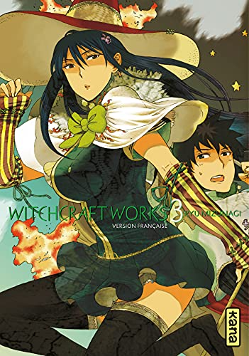 Witchcraft Works - Tome 3