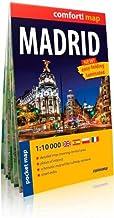 Madrid, plano callejero plastificado de bolsillo. Escala 1:10.000. ExpressMap. (Comfort ! Map)