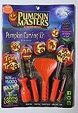 【 WT collection 】ハロウィン カービングキット かぼちゃランタン飾り 製作キット アメリカでNo,1セラーのキット Type C 中級から上級まで幅広く使えます [並行輸入品]