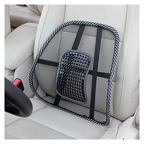 Soutien Coussin Lombaire Chaise de bureau chaise couvre-siège de la voiture maille respirante massage assise arrière support support voiture siège voiture coussin support lombaire coussin lombaire